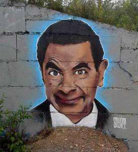 Граффити Даниилы Sourt на Борисовских прудах