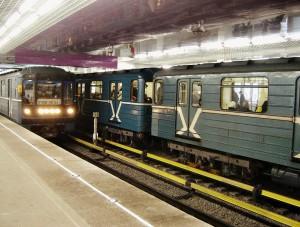 С начала лета в Москве увеличили количество составов в метро