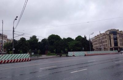 """Ремонт дорог в Москве по программе """"Моя улица"""""""