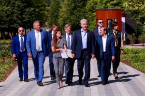 Сергей Собянин рассказал о строительстве новой эстакады в Москве