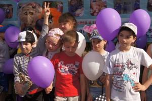 День защиты детей в районе Братеево