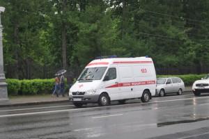 Машина скорой помощи в Москве
