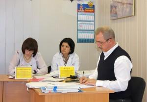 Призывная комиссия в районе Братеево
