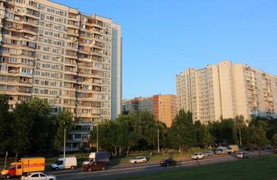 Жилые дома в районе Братеево