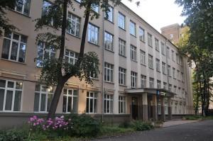 Полиграфический колледж №56 в Даниловском районе