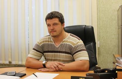 Руководитель досугово-спортивного центра «Мир молодых», депутат муниципального округа Братеево Антон Власенко