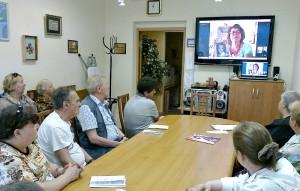 Жители района Братеево на онлайн-презентации