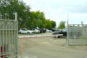 Платная парковка в районе Братеево
