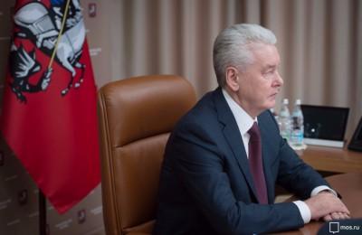 В Москве идет процесс интеграции школьного и профессионального образования, сообщил Сергей Собянин