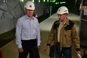 Сергей Собянин рассказал о строительстве нового ТПУ на юге-востоке Москвы