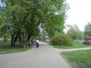 "Парк ""Борисовские пруды"""