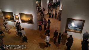Выставка Айвазовского в Третьяковке