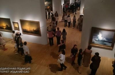 Зал Третьяковской галереи