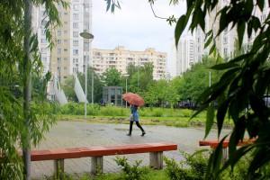 Жители района Братеево могут сообщить о подтоплениях из-за ливней
