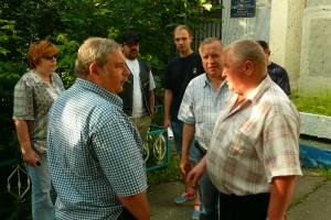 """Активисты """"Безопасной столица"""" района Братеево"""