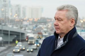 Собянин открыл новые тоннели и эстакады на Калужском шоссе
