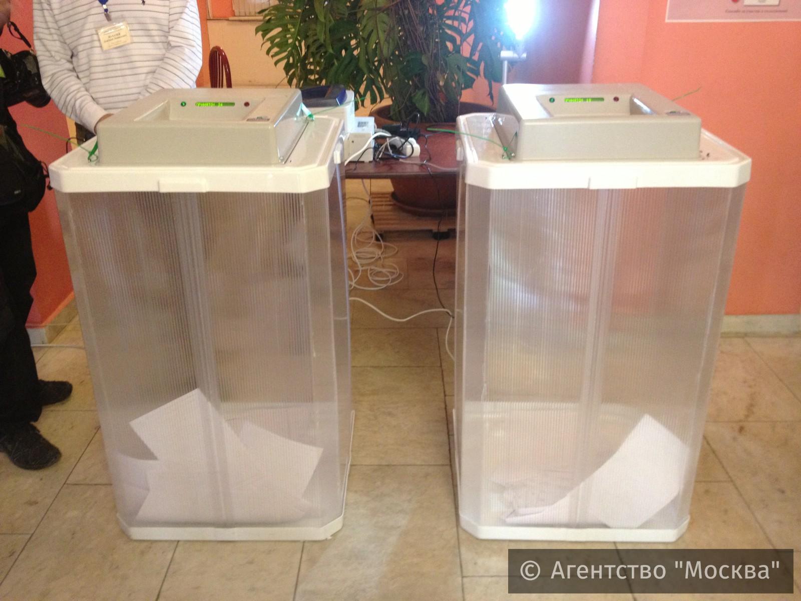 Жалоб отучастников голосования и претендентов в столице России непоступало