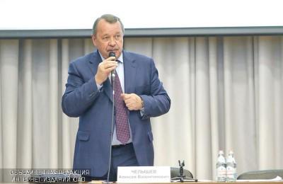 Алексей Челышев проведет очередную встречу с жителями