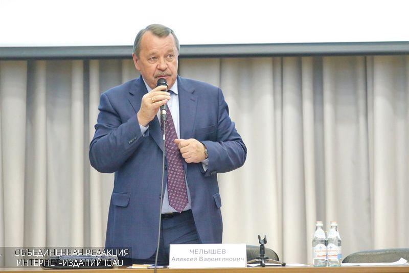 Префект Алексей Челышев ответит навопросы граждан 22марта