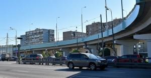 Новая эстакада появится в Нагорном районе уже в 2017 году