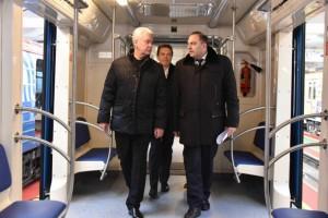Сергей Собянин рассказал об открытии трех станций метро в Москве