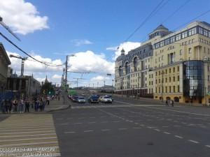 Для пешеходов в День города откроют несколько улиц
