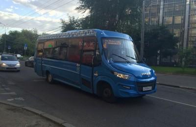 Автобусы в ЮАО