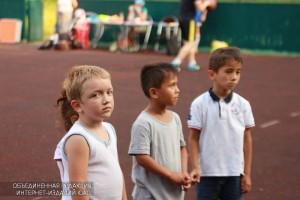 Юные спортсмены из ЮАО