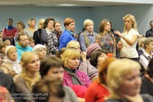 Встреча и.о. префекта ЮАО Ларисы Мартьяновой с жителями пройдет 26 октября