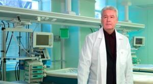 Сергей Собянин поблагодарил врачей за спасение жизни мальчика