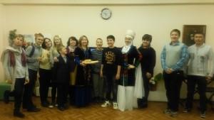 День Киргизии в библиотеке №150