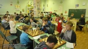 Детский турнир по шахматам в ЮАО