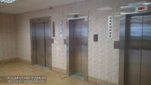 Новый лифт в ЮАО
