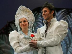 «Театриум на Серпуховке» представит новый мюзикл «Аленький цветочек», созданный по мотивам доброй и трогательной сказки Сергея Аксакова