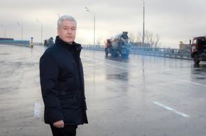 Сергей Собянин рассказал о строительстве путепроводов в Москве