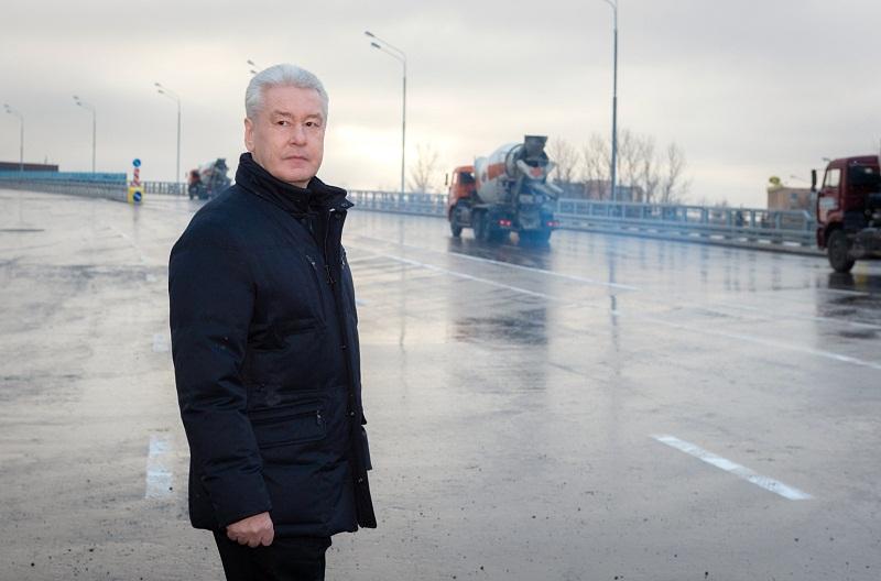Путепровод вКрёкшино в новейшей столицеРФ откроется в предстоящем 2017-ом году