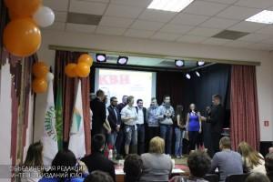 В ЮАО прошел КВН в честь юбилея Достоевского