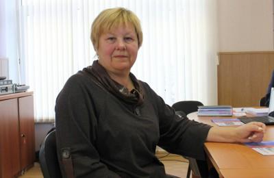 Депутат муниципального округа Братеево Елена Корнилова