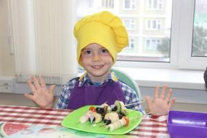 В кулинарном кружке COOLлинарИя дети узнают о национальных блюдах