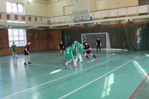 Команда юных футболистов района Братеево