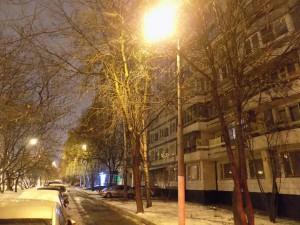 Дом на улице Братеевская