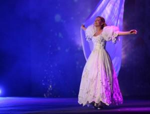 Новогодняя музыкальная сказка «Волшебный сон Золушки» в культурном центре ЗИЛ