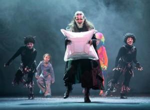Мюзикл «Бай-бай, Храпелкин!» вернули по многочисленным просьбам зрителей