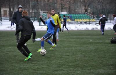 Футбол в Братееве