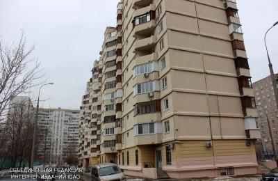 Многоквартирный дом в районе Братеево