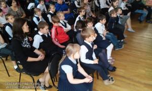 Юные жители района Братеево