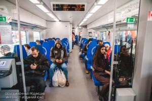 Пассажиры МЦК в ЮАО