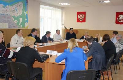 Очередное заседание Совета депутатов муниципального округа Братеево