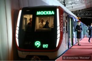 """На Таганско-Краснопресненской линии запустят первые поезда нового поколения """"Москва"""""""
