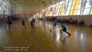 Юные футболисты Южного округа